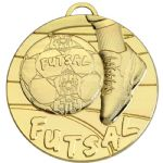 Futsal Medal 50mm AM1166